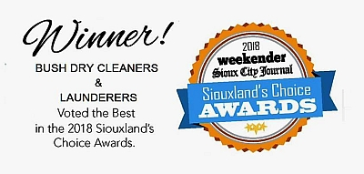 Winner Siouxland's Choice Awards